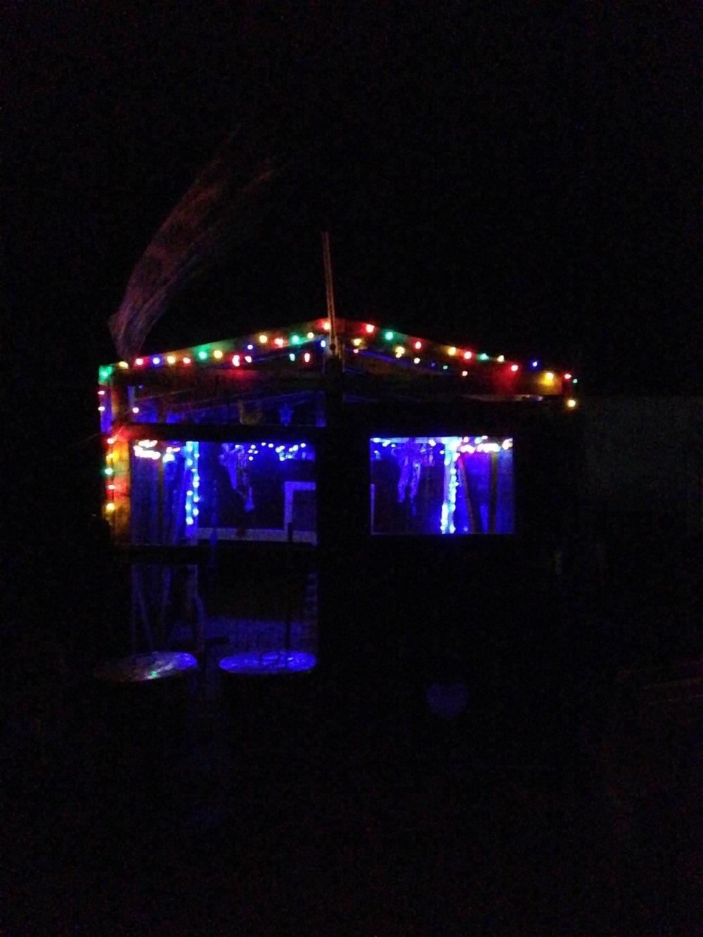 Kuntry Klucker xmas lights