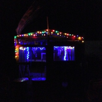 Kuntry Klucker xmas lights