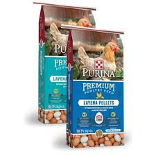 purina chicken feed